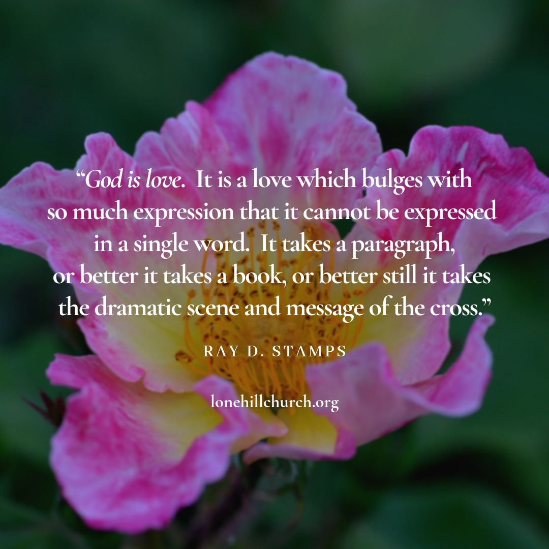 IGQuote RDS God Is Love
