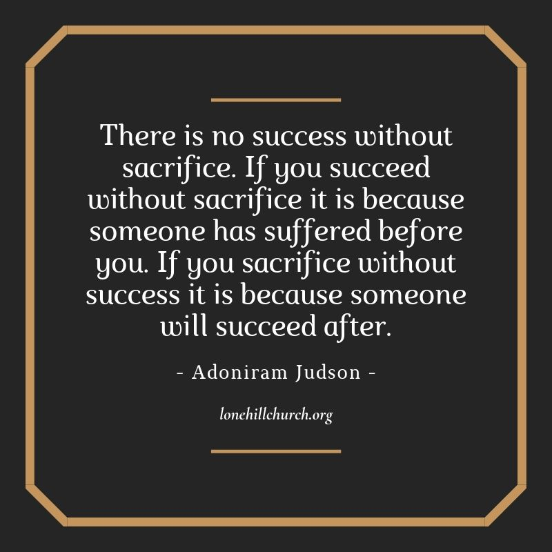 Quote AJudson NoSuccess